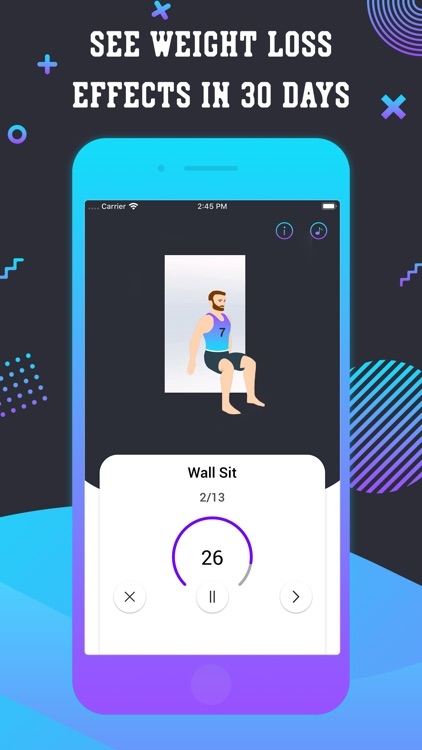 7 Minute Workout for Fitness