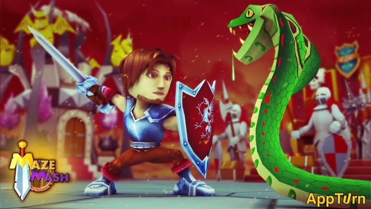 Maze Mash screenshot-4