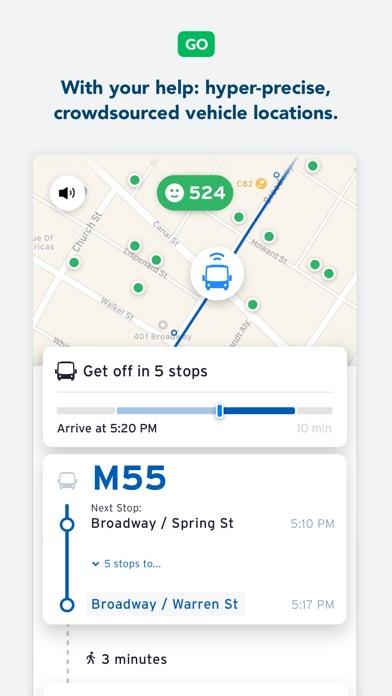 Transit • Bus & Subway Times for Windows