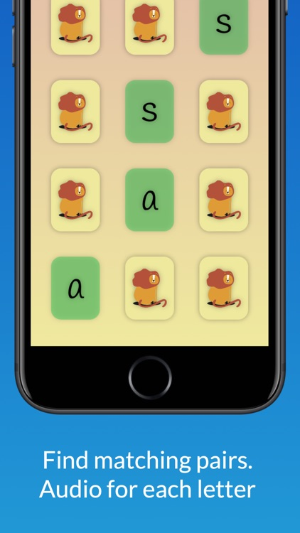 Phonics Memory Game screenshot-2