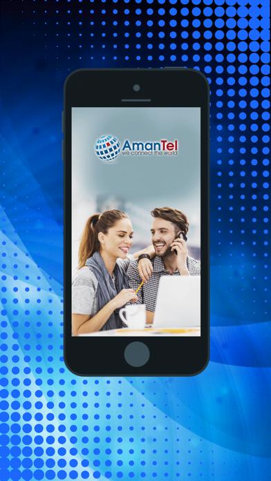 AmanTel Dialer screenshot one