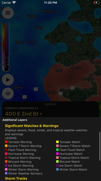 StormWatch+ screenshot-6