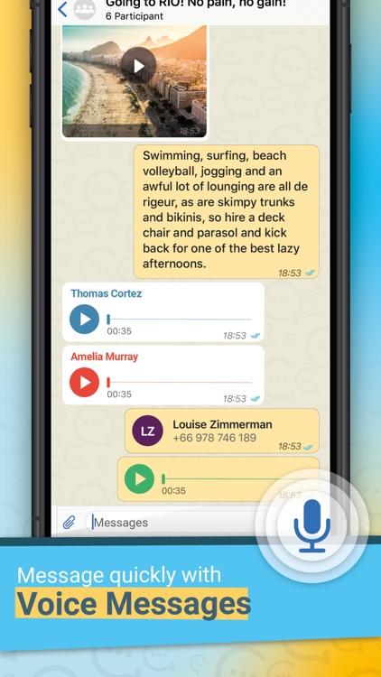 Chat-In screenshot-5