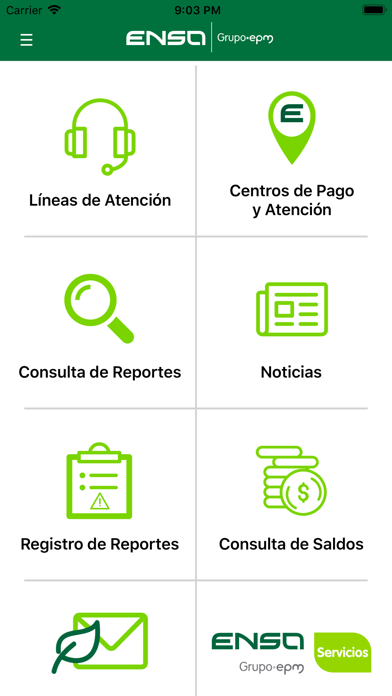 ENSA Panamá screenshot 2