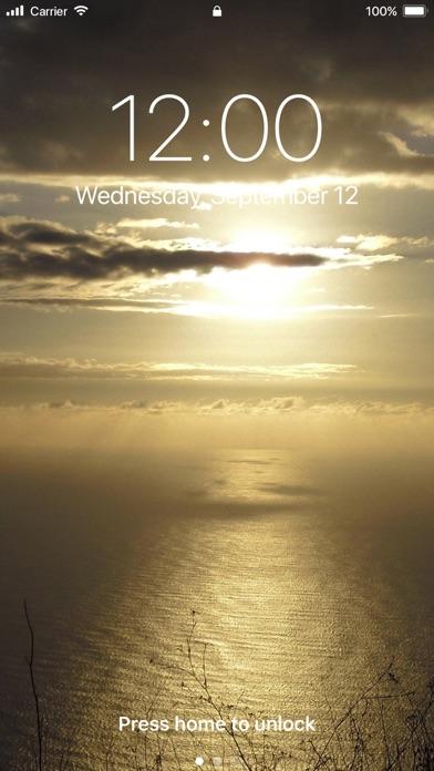 綺麗な壁紙 全てのiPhoneに対応 ScreenShot9