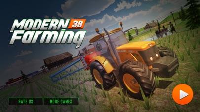 Modern Farming 3D screenshot 1