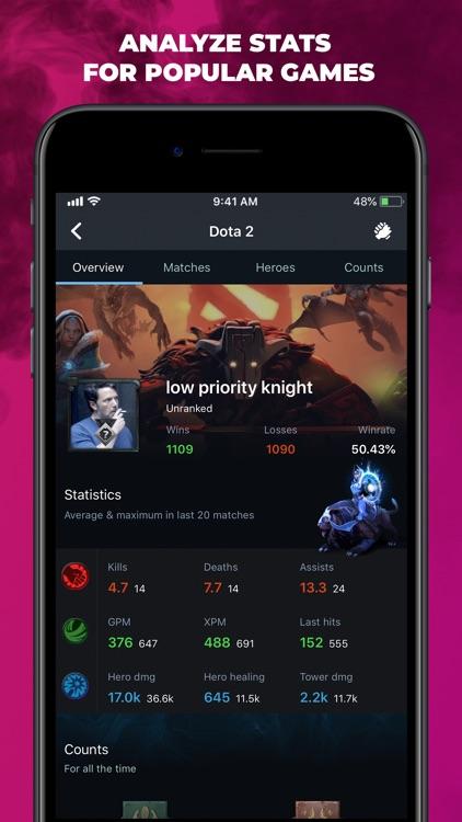 PLINK - Connecting Gamers screenshot-6
