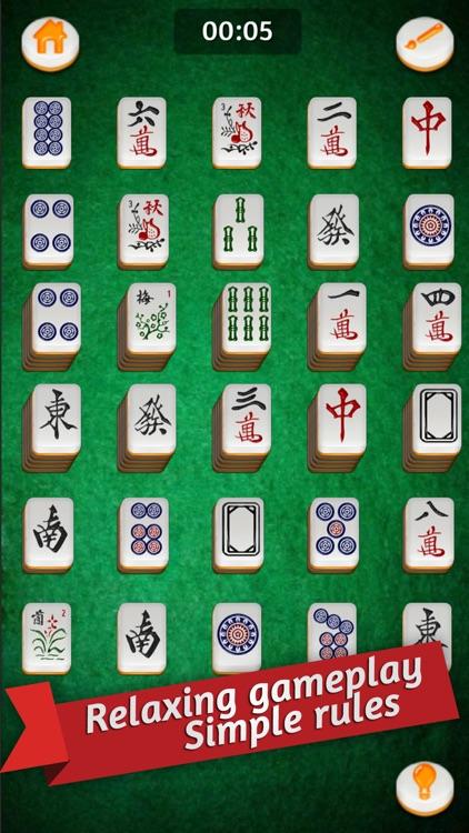 Mahjong Gold Solitaire screenshot-3