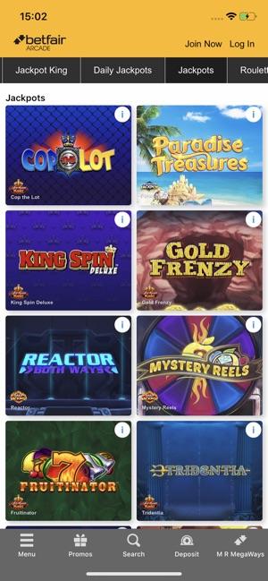 Betfair Arcade Games on the App Store
