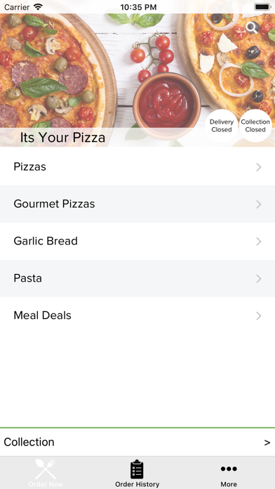 Its Your Pizza screenshot 2