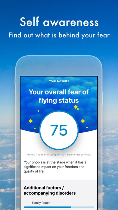 Flight Buddy: Calm Down & Fly Screenshot
