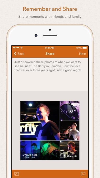 Momento - Diary / Journal screenshot-5