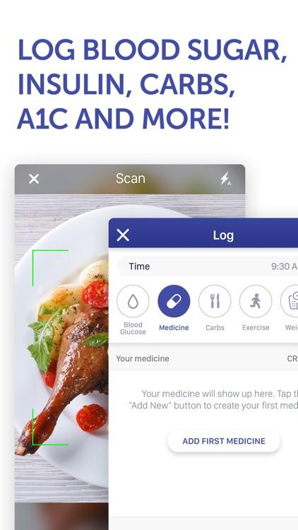 Glucose Buddy Diabetes Tracker screenshot-3