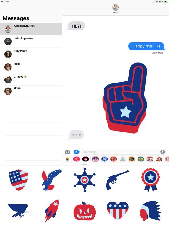 Patriot America screenshot 2