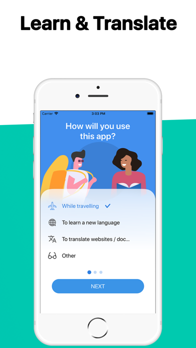 Talk & Translate Screenshot