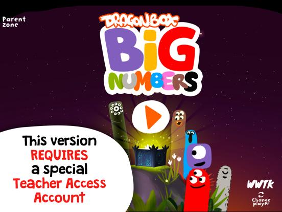 Screenshot #4 pour Login Access: DB Big Numbers