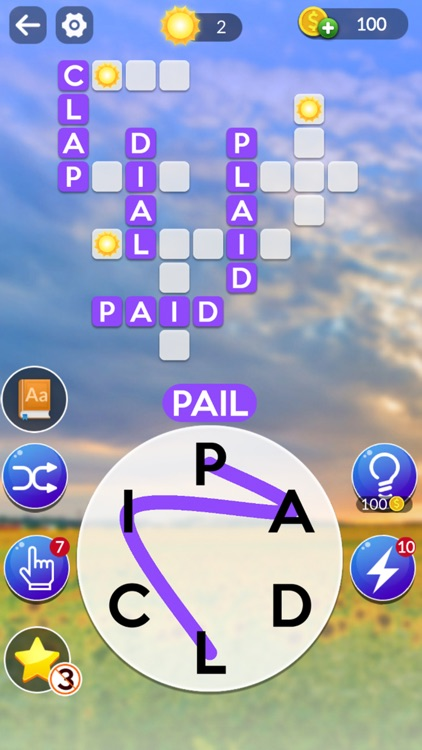Word Slide - Crossword Puzzles screenshot-8