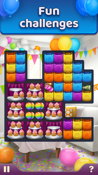Party Blast: Match 3 Puzzle screenshot 3