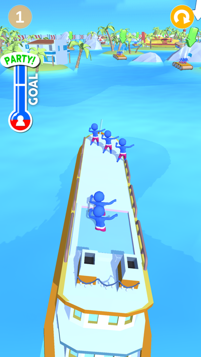 Party Boat! screenshot 5