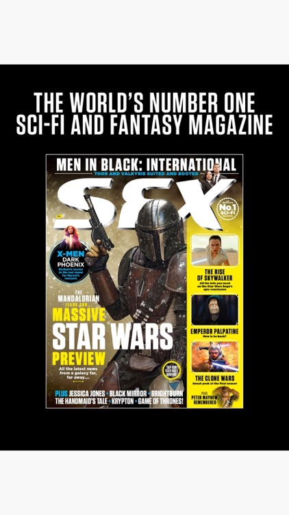 SFX magazine screenshot-0