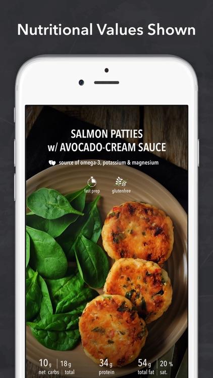 Keto Diet Recipes + Carb App screenshot-7