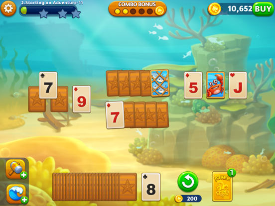 Solitaire Paradise: Tripeaks screenshot 9