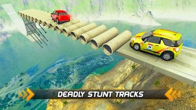 Impossible Ramp Driving Stuntsのおすすめ画像2