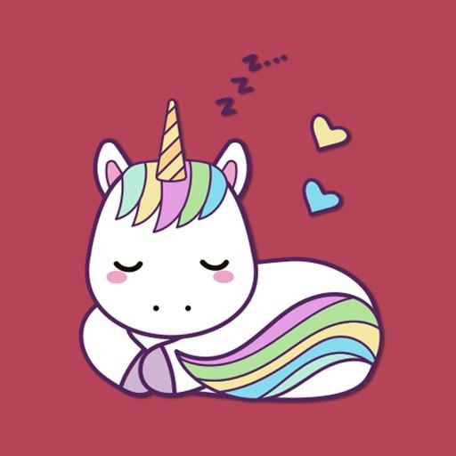 Fantasy Unicorn Stickers