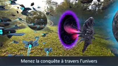 Screenshot #2 pour Cosmic Frontline AR