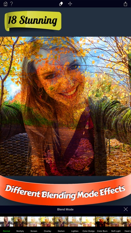 Overlay Cut Out Photo Editor