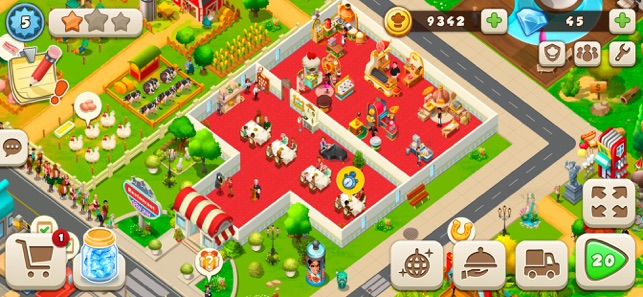 Tasty Town - Restaurant game on the App Store