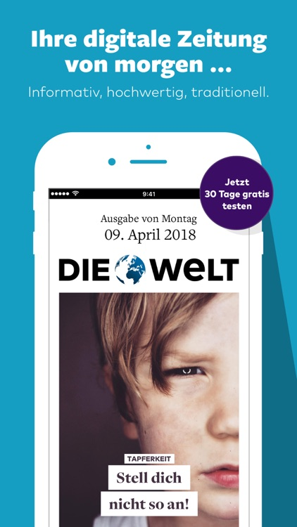 WELT Edition screenshot-0