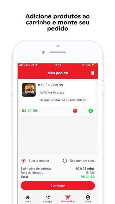 Picanha Express screenshot 4