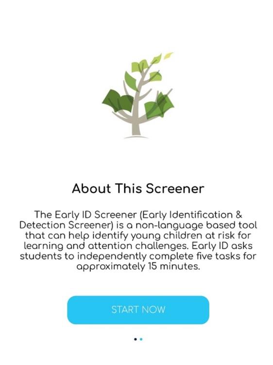 Early ID Screener