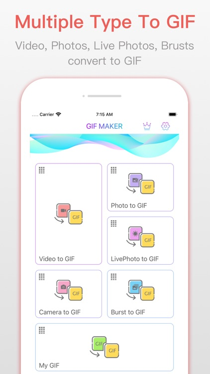 GIF Maker - Videos To GIF screenshot-0