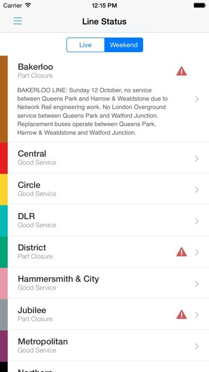 London Tube Live Pro screenshot-3