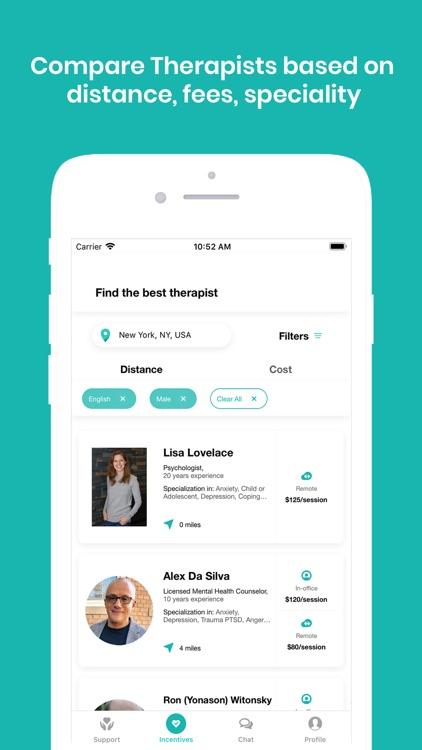 WeAreMore: Peer Support App