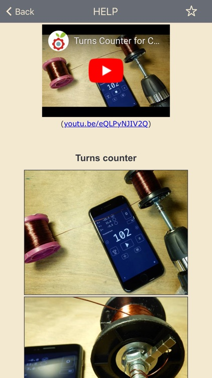 Turns Counter (Magnetic)