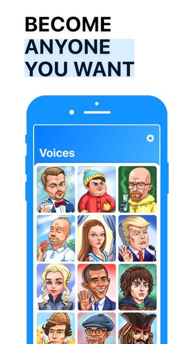 Tải về VoiceApp: AI Voice Changer cho Pc