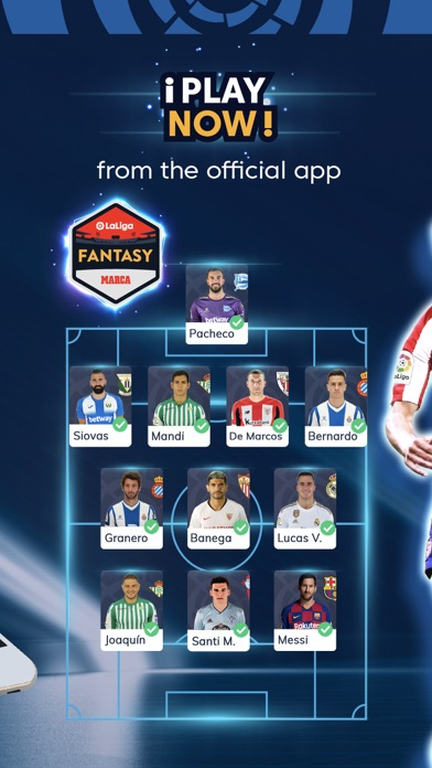 تحميل La Liga - Live Football Scores للكمبيوتر