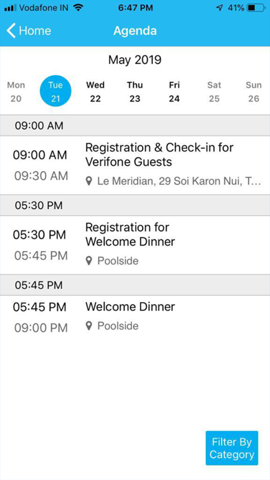 Verifone APAC Summit 2019 screenshot #4