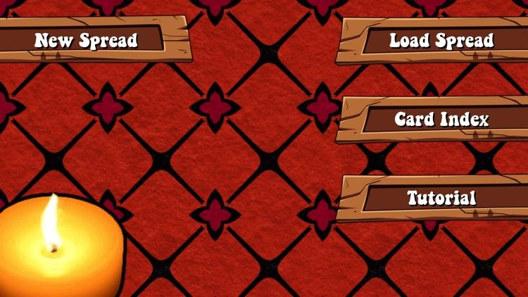 Real Tarot screenshot-4