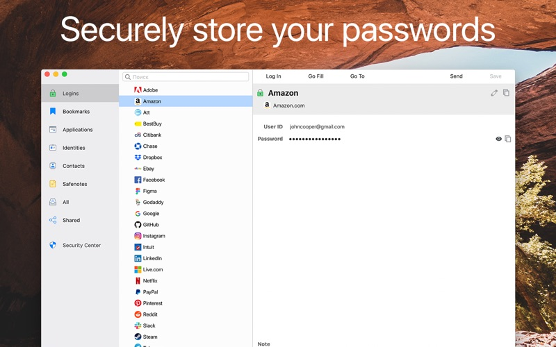 RoboForm Password Manager for Mac