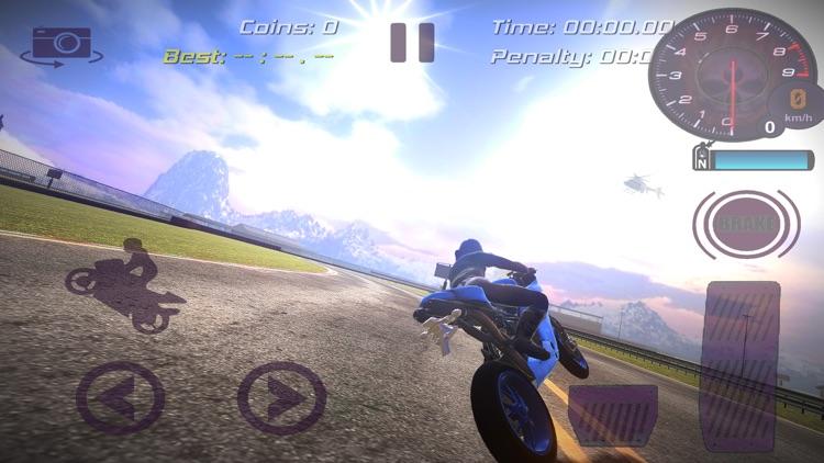 Dirt Bike Rider Stunts Race 3d