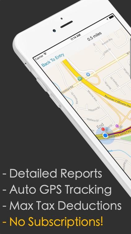 MEL: Car Mileage & Expense Log screenshot-6