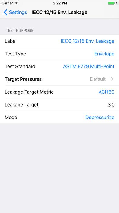 TEC Auto Test