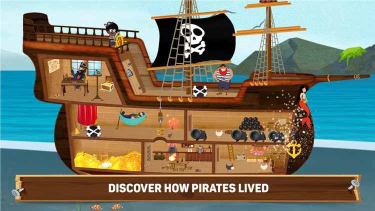 How did Pirates Live? screenshot-0