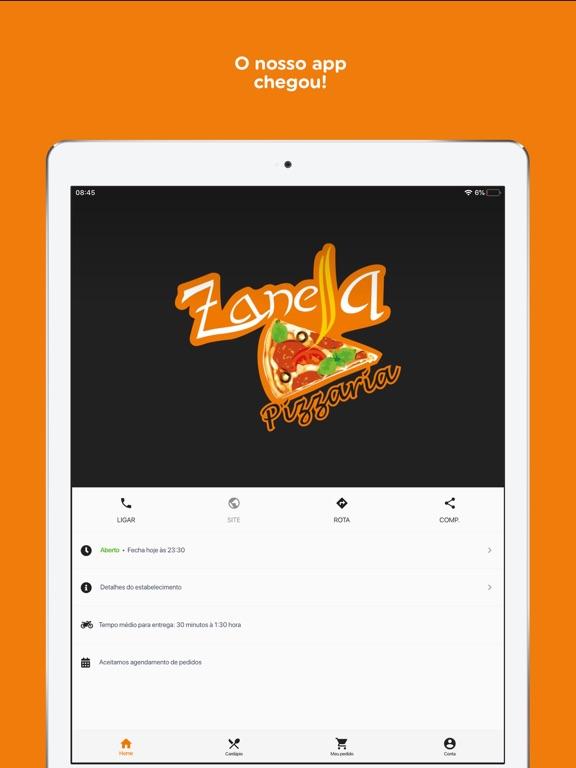 Zanella Pizzaria screenshot 7