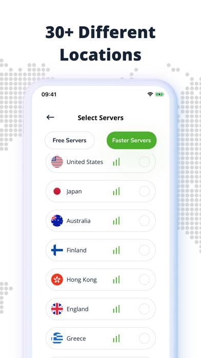VPN Hypernet - Hotspot Proxy screenshot 4