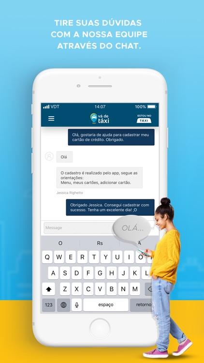 Vá de Táxi - O seu app de táxi screenshot-8